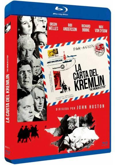 La carta del Kremlin (Blu-ray) (The Kremlin Letter)