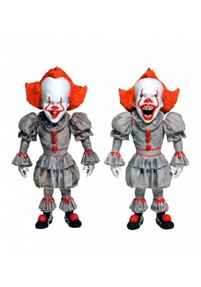 Pack 2 figuras D-Formz Pennywise Stephen Kings It