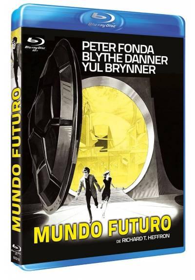 Mundo futuro (Blu-ray) (Bd-R) (Futureworld)