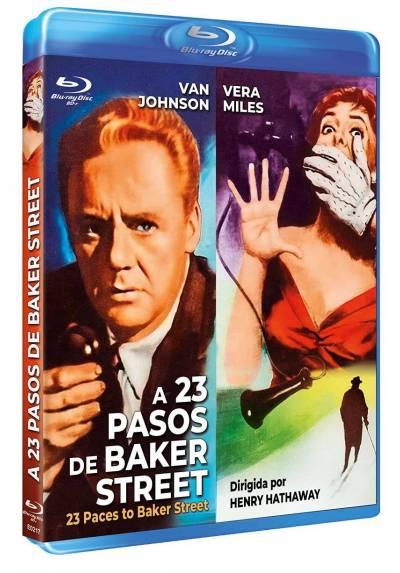 A 23 pasos de Baker Street (Blu-ray) (Bd-R) (23 Paces to Baker Street)