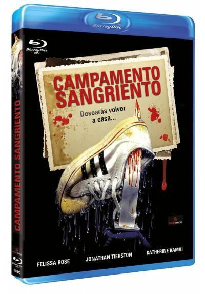 copy of Campamento Sangriento (Blu-Ray) (Sleepaway Camp)