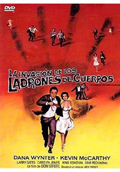 copy of La Invasion De Los Ladrones De Cuerpos - Coleccion Fantaterror (Invasion Of The Body Snatchers)