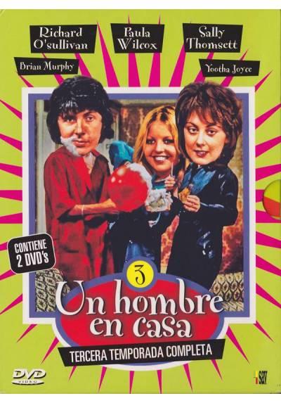 copy of Un Hombre En Casa - Serie Completa (Man About The House)