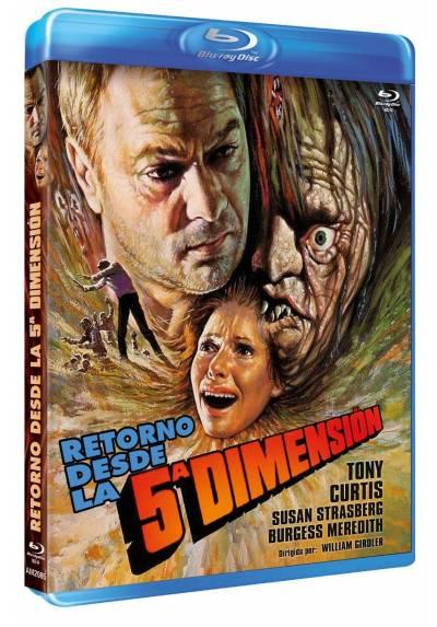 Retorno desde la quinta dimension (Blu-ray) (Bd-R) (The Manitou)