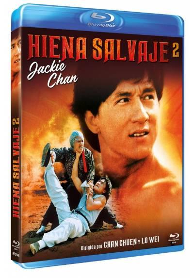 Hiena salvaje 2 (Blu-ray) (Bd-R) (Long teng hu yue) (Fearless Hyena 2)