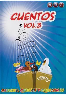 Karaoke, Cuentos y Canciones Vol.3