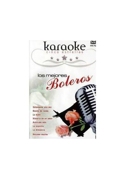 Karaoke - Los Mejores Boleros - Cinco Estrellas