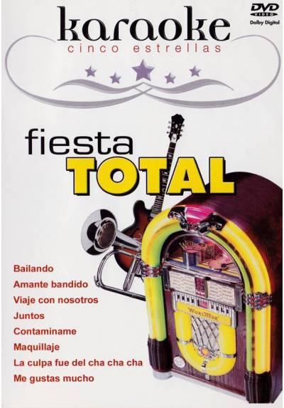 Karaoke - Fiesta Total - Cinco Estrellas