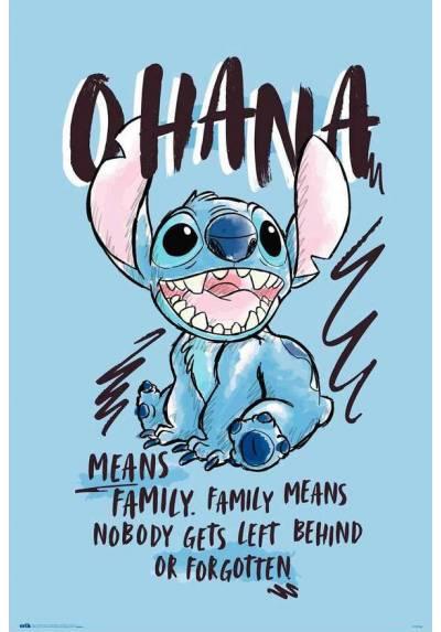 Poster Disney - Stitch (POSTER 61 x 91,5)