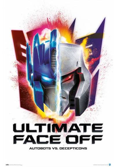 Poster Transformers (POSTER 61 x 91,5)