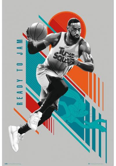 Poster Space Jam 2 - Ready To Jam (POSTER 61 x 91,5)