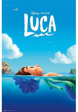 Poster Disney Pixar - Luca (POSTER 61 x 91,5)