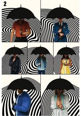 Poster The Umbrella Academy (POSTER 61 x 91,5)
