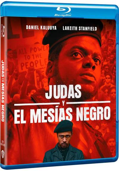 Judas y el mesias negro (Blu-ray) (Judas and the Black Messiah)