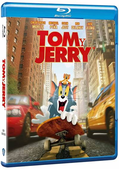 Tom y Jerry (Blu-ray) (Tom and Jerry)