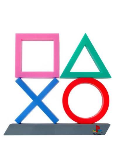 Lampara Sony Playstation Iconos XL