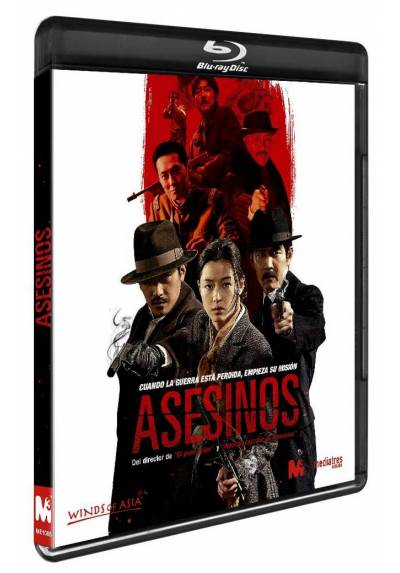 Asesinos (Blu-ray) (Assassination)