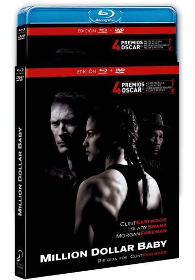 copy of Million Dollar Baby (Blu-ray - Dvd)