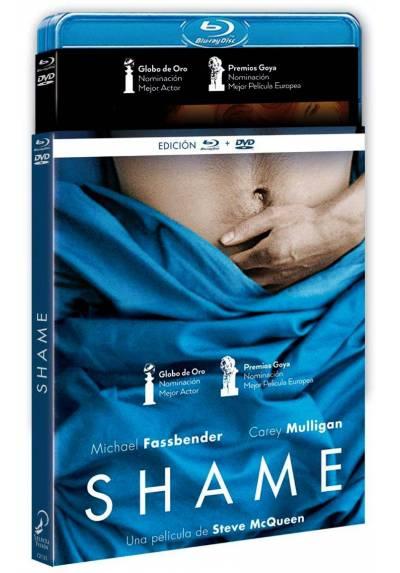 Shame (Blu-Ray + DVD)