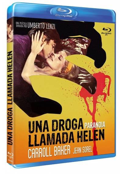 Una droga llamada Helen (Bd-R) (Blu-ray)(Paranoia)