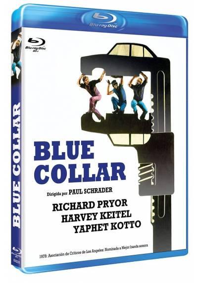 Blue Collar (Bd-R) (Blu-ray)
