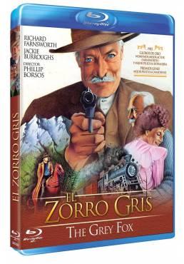 El zorro gris (Bd-R) (Blu-ray) (The Grey Fox)