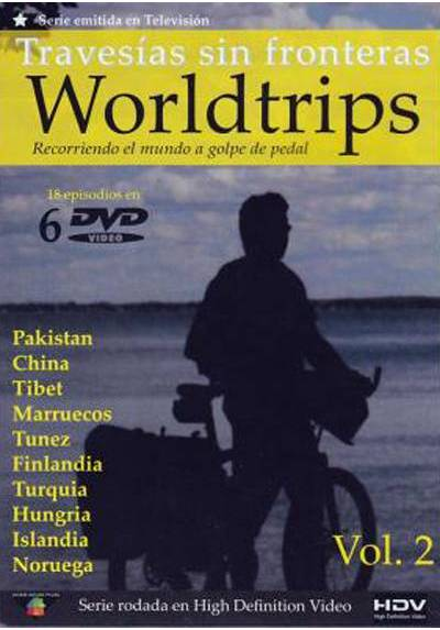 Pack Woldtrips Vol. 2 (Travesias Sin Fronteras)