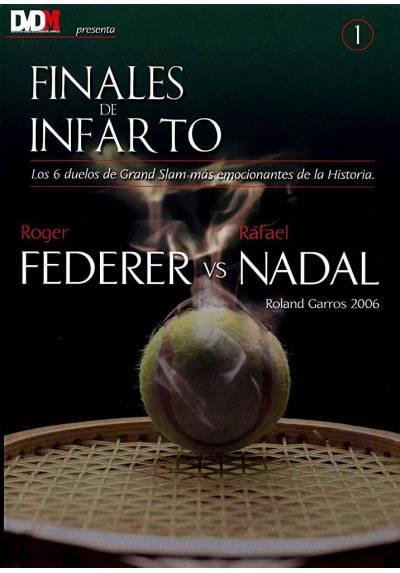 Roland Garros 2006 - Roger federer vs Rafael nadal