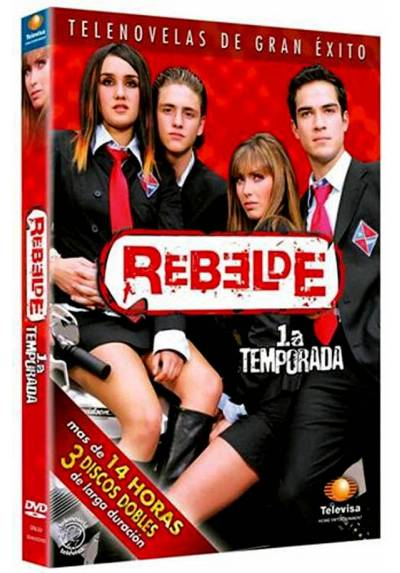 Rebelde: Primera Temporada (RBD)