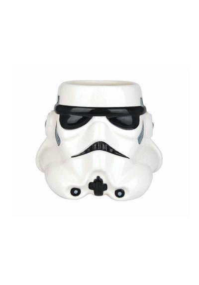 Mini Taza de ceramica 3D Stormtrooper - Star Wars