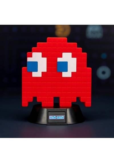 Lampara de Luz de icono Parpadeante - Pac-Man