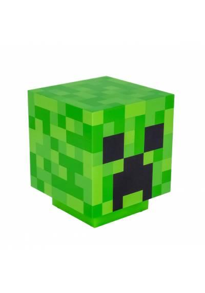 Lampara Creeper - Minecraft