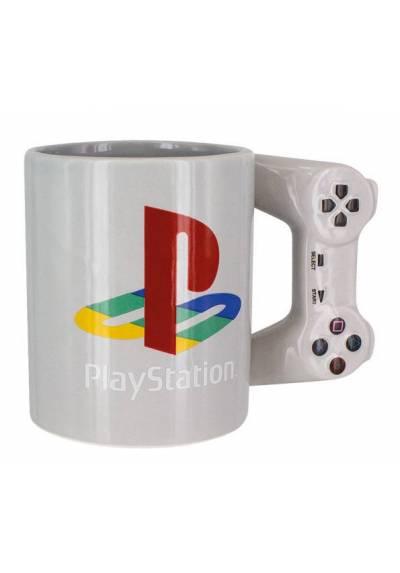 Taza 3D Playstation - Mando