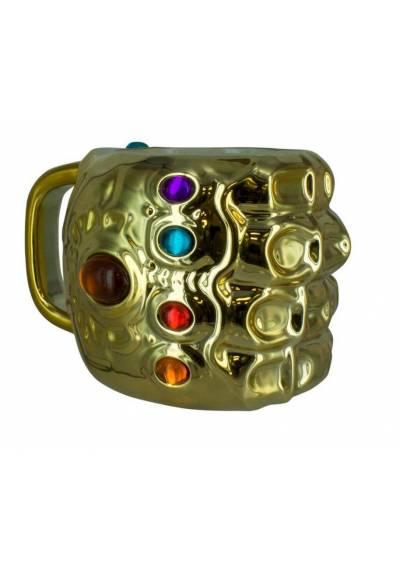 Taza 3D Puño Thanos - Vengadores Infinity War