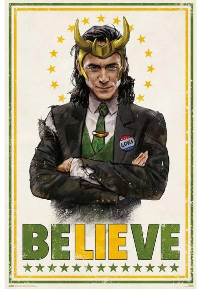 Poster Loki - Marvel (POSTER 61 x 91,5)