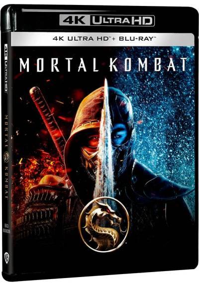 Mortal Kombat (2021) (4k UHD + Blu-ray)