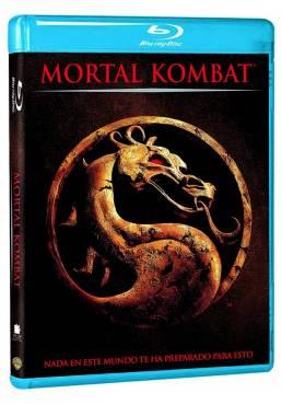Mortal Kombat (1995) (Blu-ray)
