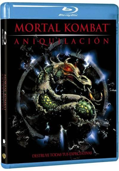 Mortal Kombat: Aniquilacion (Blu-ray) (Mortal Kombat: Annihilation)