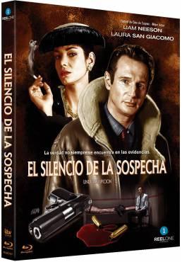 El silencio de la sospecha (Blu-ray) (Under Suspicion)