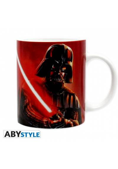 Taza Trooper & Vader - Star Wars