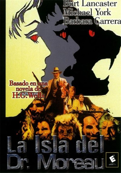 La Isla del Doctor Moreau (The Island of Dr. Moreau)