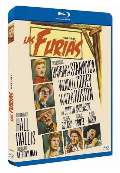 Las furias (Blu-ray) (The Furies)