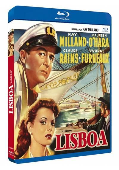 Lisboa (Blu-ray) (Lisbon)