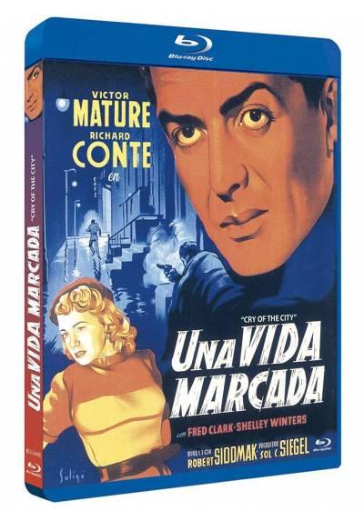 Una vida marcada (Blu-ray) (Cry of the City)