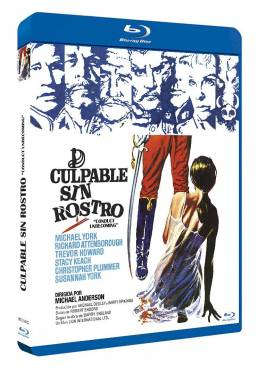 Culpable sin rostro (Conducta indecorosa) (Blu-ray) (Conduct Unbecoming)