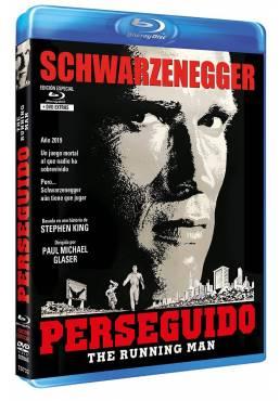 Perseguido (1987) (Blu-Ray + DVD) (The Running Man)