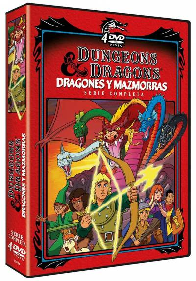 Dragones y Mazmorras (Serie Completa) (Dungeons & Dragons )