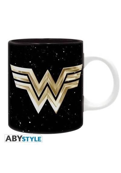 Taza Wonder Woman 84 - DC Comics