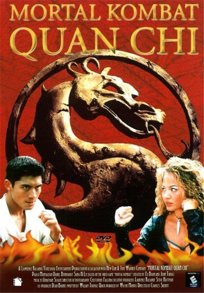 Mortal Kombat Quan Chi (Mortal Kombat Quan Chi)