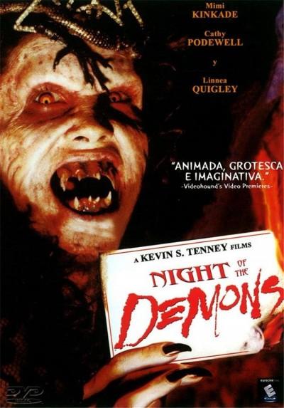 La Noche de los Demonios (Night of the Demons)
